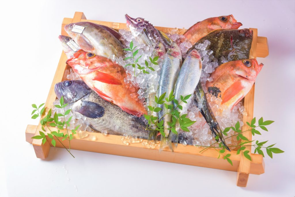 四季折々の日本料理